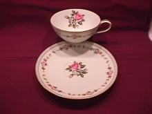 Noritake Fine China (Reverie) #5431 Cup & Saucer