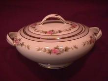 Noritake Fine China (Reverie) #5431 Covered Sugar