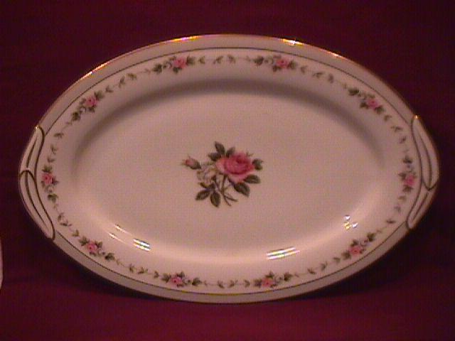 Noritake Fine China (Reverie) #5431 Roast Platter