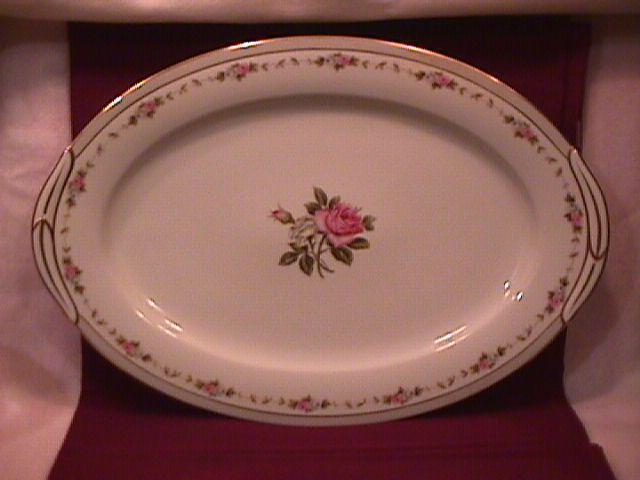 Noritake Fine China (Reverie) #5431 Turkey Platter