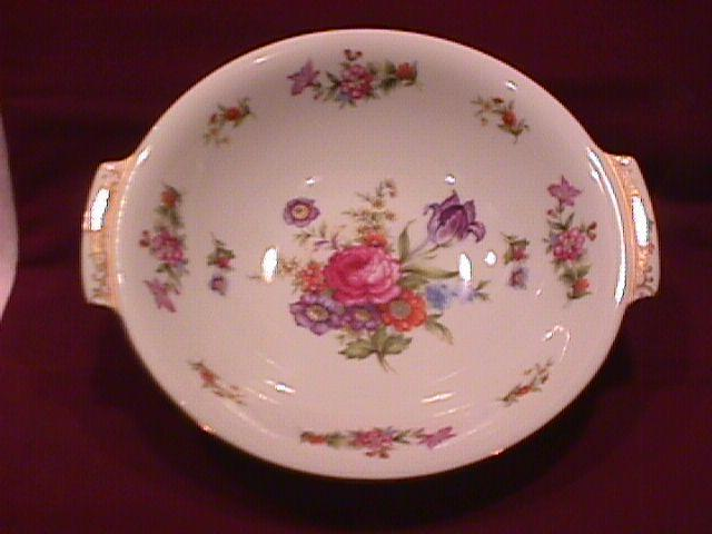 Harmony House Fine China (Dresdania) Round Vegetable