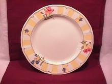 Noritake Homecraft Fine China (Summer Estate) #9212 Dinner Plate