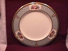 Noritake Bone China (Royal Emblem) #4587 Dinner Plate