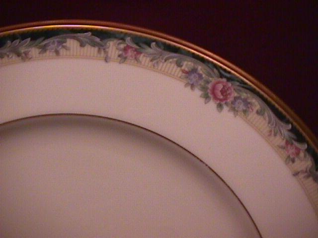 Noritake Bone China (Mi Amor) #4717 Salad Plate