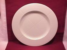 Swid Powell (Signature White) Dinner Plate