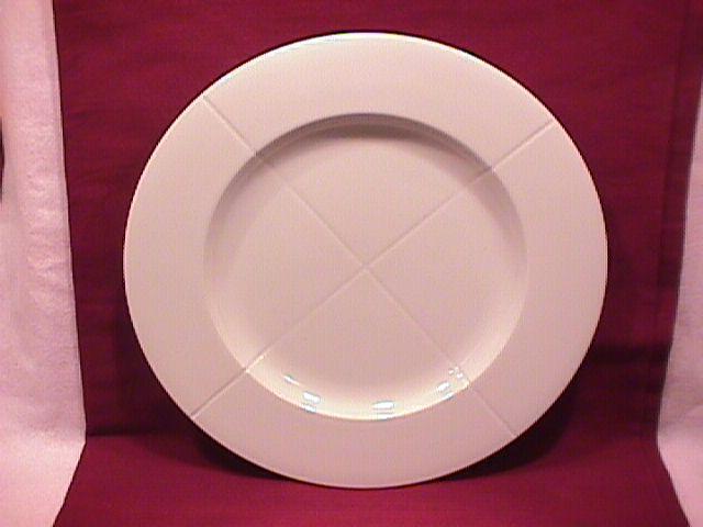 Swid Powell (Signature White) Dinner Plate