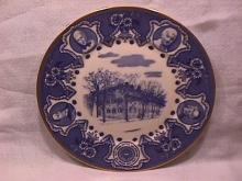 Lamberton-Scammell Moravian Historical Plate