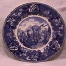 Wedgwood Historical Plate (The Capture of Vincennes)