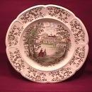 Johnson Brothers (Mount Vernon) Dinner Plate