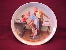 Knowles (The Cookie Tasting) Limited Edition Plate