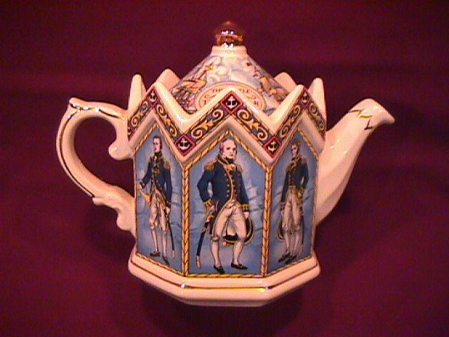 Sadler Demitasse Tea Pot