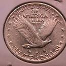 Standing Liberty Silver Quarter 1929-D Very Fine Plus  Condition