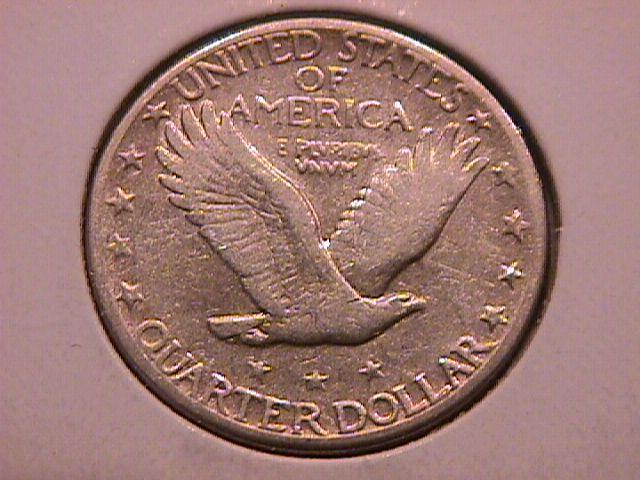Standing Liberty Silver Quarter 1928-S  Extremely Fine Plus Condition