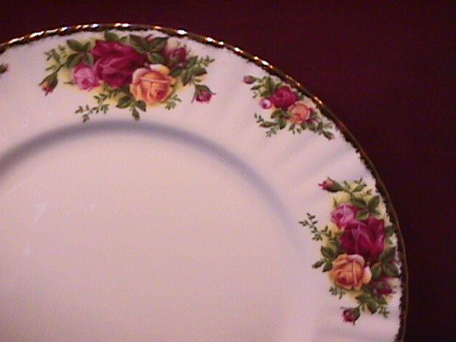 Royal Albert (Old Country Roses) Cake Plate