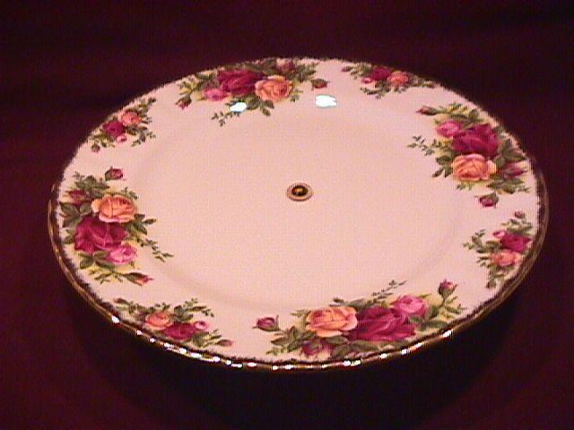 Royal Albert (Old Country Roses) Footed Bon Bon