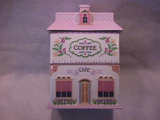 Lenox Fine Porcelain (The Lenox Village) Coffee Canister