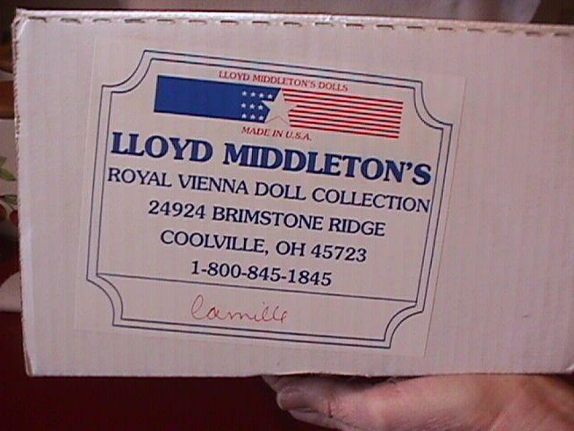 Georgeous Lloyd Middleton 25