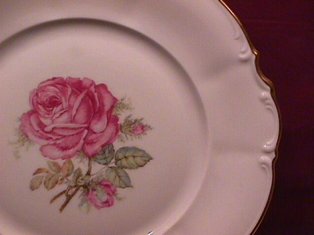 Hutschenreuther Fine China (The Dundee) Covered Sugar
