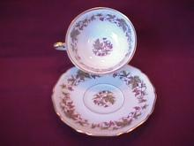 Royal York Fine China (Falstaff) Cup & Saucer