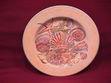 Fitz & Floyd Fine China (Caribbean) Salad Plate