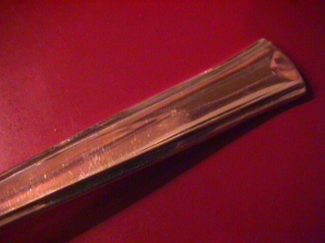 Oneida Silverplate (New Era) 1955 Pierced Serving Spoon