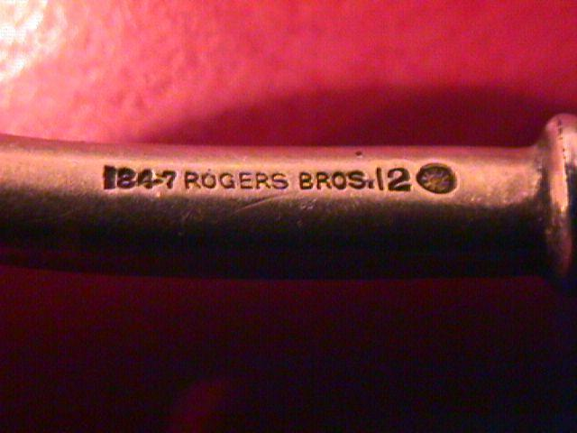 International 1847 Rogers Silverplate (Berkshire) Dinner Fork