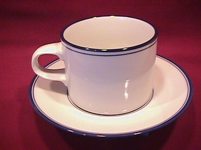 Dansk Fine China (Allegro) Cup & Saucer