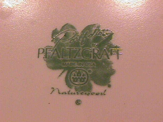 Pfaltzgraff (Naturewood) Saucer Only