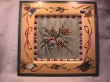 Lenox (Winter Greetings) Square All-Purpose Platter
