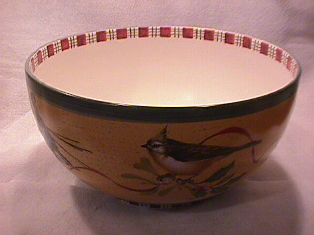 Lenox (Winter Greetings) Huge All-Purpose Bowl