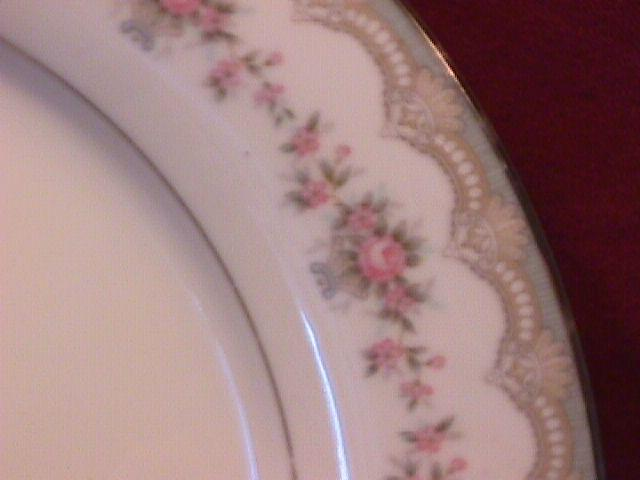 Noritake Fine China (Glenwood) #5770 Salad Plate