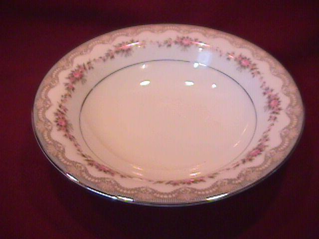 Noritake Fine China (Glenwood) #5770 Fruit Bowl