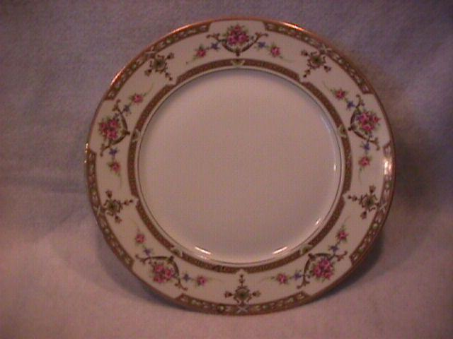 Union Ceramique-Limoges China (Lafayette) Dinner Plate