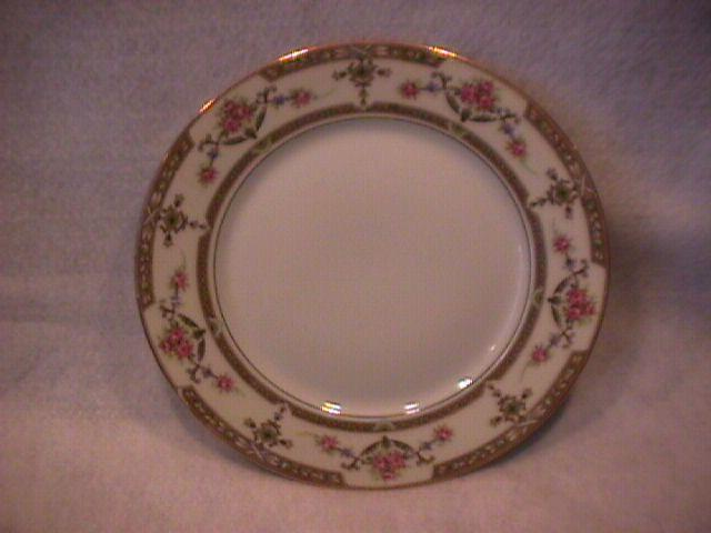 Union Ceramique-Limoges China (Lafayette) Salad Plate