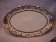 Union Ceramique-Limoges China (Lafayette) Ham Platter