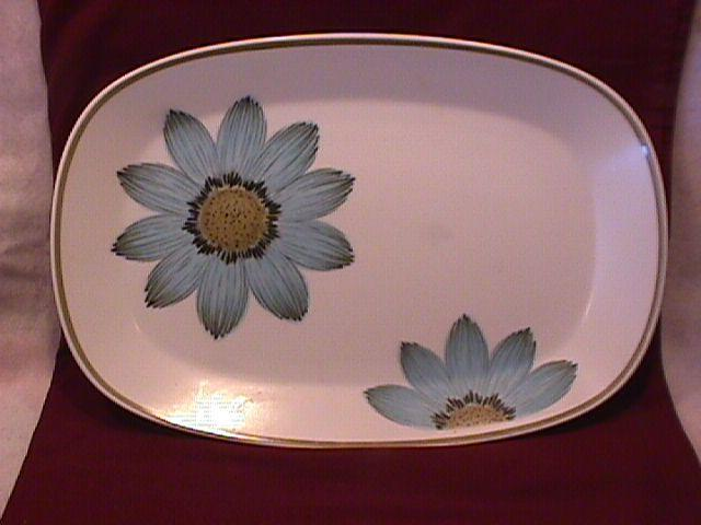 Noritake Progression China (Up-Sa Daisy) Roast Platter