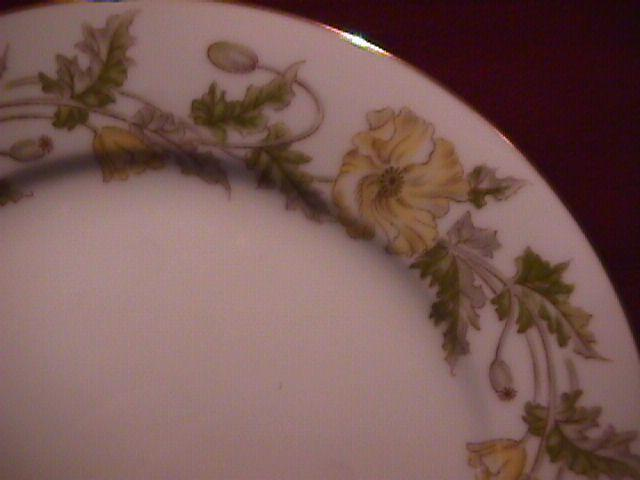Noritake Fine China (Wilshire) #5224 Cup & Saucer