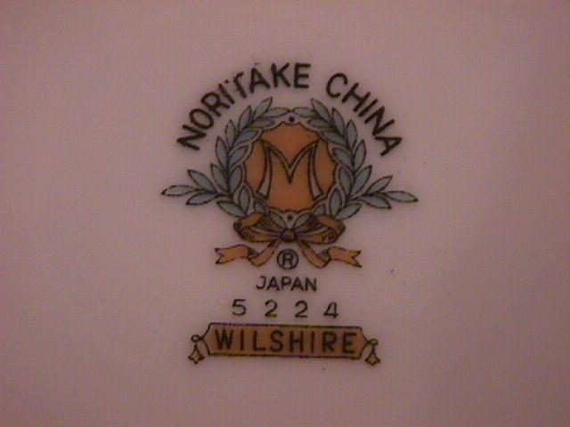 Noritake Fine China (Wilshire) #5224 Creamer
