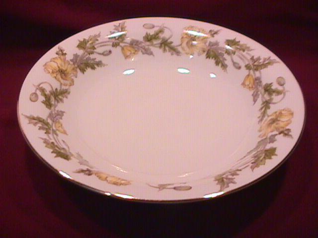Noritake Fine China (Wilshire) #5224 Soup Bowl