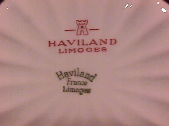 Haviland, Limoges, France (Elegance) Lid for the Sugar Only