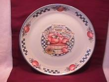 International Tableworks China (Appletime) Dinner Plate