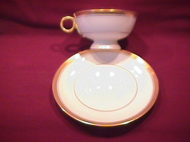 Theodore Haviland (Berkeley) Cup & Saucer