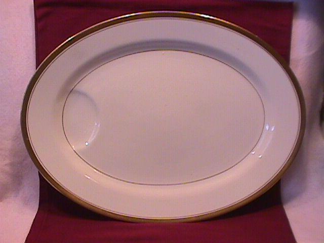 Theodore Haviland (Berkeley) Turkey Platter