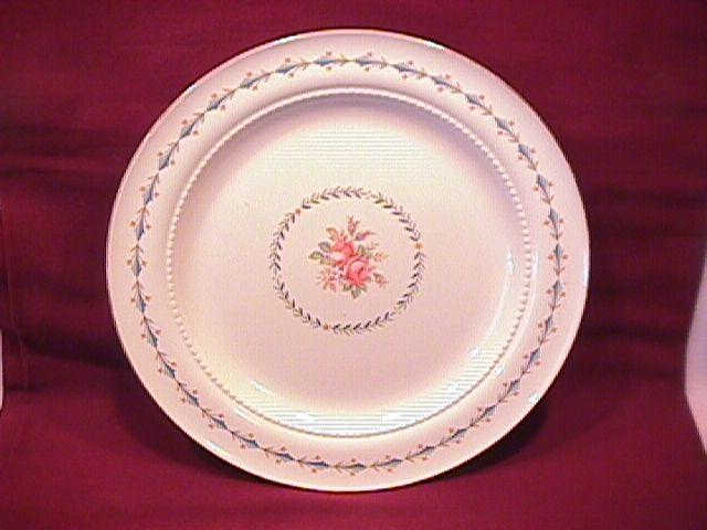 Harmony House (Mount Vernon) Breakfast Plate