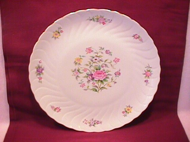 Swirl China Japan (Proposal) Dinner Plate