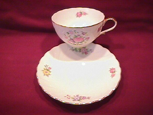 Swirl China Japan (Proposal) Cup & Saucer