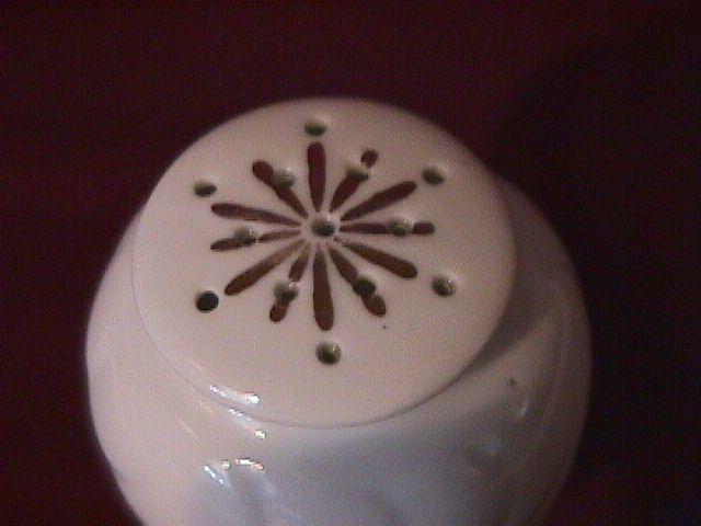 Swirl China Japan (Proposal) Pepper Shaker