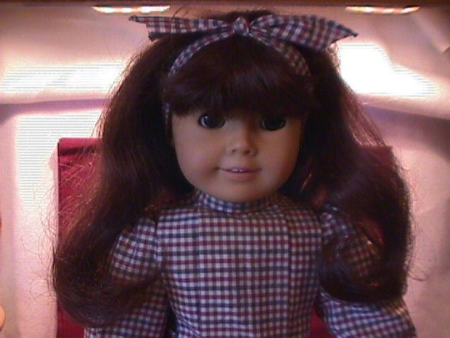 Samantha=First- American Girl Doll