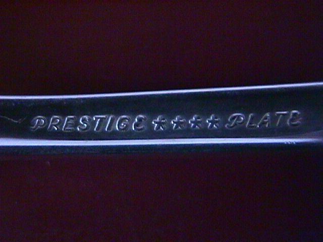 Oneida Silver Plate (Grenoble) Demitasse Spoon