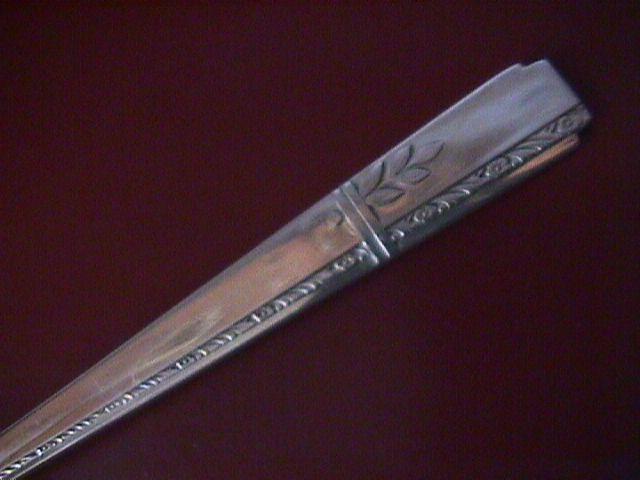 Oneida Silver Plate (Grenoble) Master Butter Knife